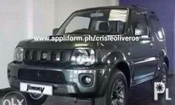Avail our September Affordable promo Suzuki JIMNY JLX