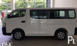 2017 Nissan nv350 15 seater