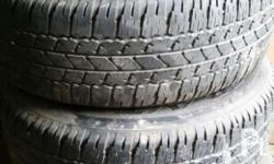 2017 Toyota Hilux Mags and Tires Set