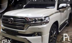 2017 Toyota Land Cruiser VX Platinum Dubai Version 2017