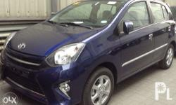 Toyota Wigo G AT Preference A 25,000 all in dp(tfs