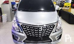 2018 All New Hyundai Grand Starex Modern Special