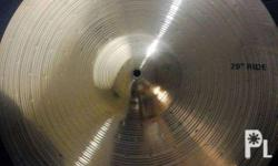 "2,500 only. Brand New. Quality 20"" Ride Cymbal from"