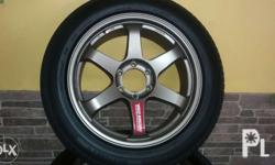 Volkrays PE37SL wd tires Almost 1 month lang nagamit