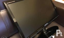 "21.5"" Wide Screen LED Monitor EX2020 Used but not"
