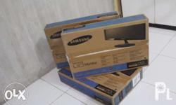 Samsung 22 Inches LED monitor 1 pc available Model