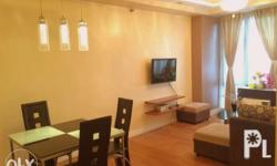 25000 per month Fully Furnished Eastwood Condo For