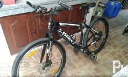 Selling 2nd hand Specialized MTB 26er Mosso riggid