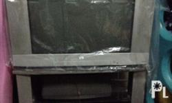 "29"" sony tv with stand No issues, need to dispose lang"