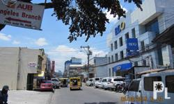 This 2,200 sq.m. lot in downtown Angeles City is