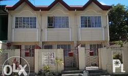 FOR RENT 2-bedroom 2-storey Apartment located at