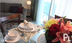 Aston at Two Serendra For Rent 2 bedrooms Garden Unit