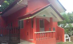 unfurnished house for rent in Dampas Tagbilaran City