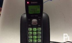 uniden cordless phone works during blackout. 10 hours