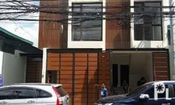ANONAS CUBAO TOWNHOUSE FOR SALE Project Details: