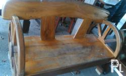hardwood cartwheel, proven and tested will repaint once