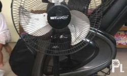 2 stand fan for sale for one price