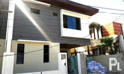 2 Storey House and Lot for Sale in Filinvest Heights,