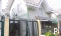 Deskripsiyon This two storey house (unfurnished) is