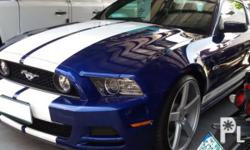 Vehicle Options 2013 Ford Mustang Year: 2013 Mileage: