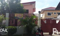 2BD 2 BR duplex apartment for rent. Comes with beds,