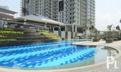 2 Bedroom new unfurnished unit near Ortigas Central