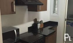 For rent: 2BR Red Oak Two Serendra 83 sq 1 parking