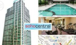 2BR Semi Furnished Unit for rent at Soho Central