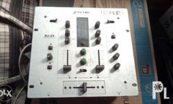 2chanel input mixer,,Deton brand,,good condition