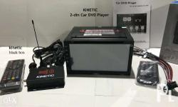 Brand New Kinetic KD-6927 with Free Kinetic TV Box