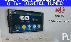 2-DIN TOUCH SCREEN: (DVD, USB BLUETOOTH) 1.) Pioneer -