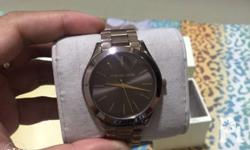 Rush! For sale Mk watch 100% original With box Paper