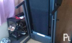 2nd hand motorized treadmill Good condition 1yr used