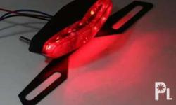 2ndhand led rear tail light Works with stop, left and