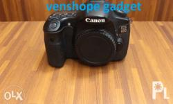 2ndhand smoothness canon 60d body only condition 98%