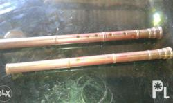 2pcs. Flute for 1000 pesos size: 20.2 inches available