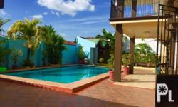 2 storey furnished house with swimming pool for sale in