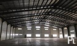 WAREHOUSE FOR LEASE Location: Binan Laguna Available