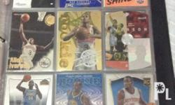 30 rookie cards allen iverson ray allen nba basketball
