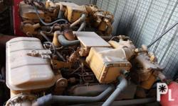 - 1 unit with gear box (transmission). - Call for