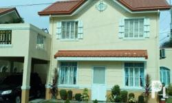 �House and lot for sale in cavite. SPECIFICATION: Lot