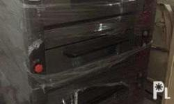 3 deck 12 trays gas oven 135,300 PHP 12mnths, if cash