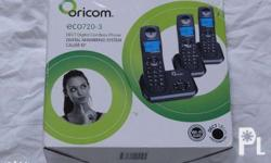 Key Features - Integrated digital answering system -