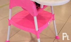 3 in 1 Highchair -High chair -Low chair -Table and