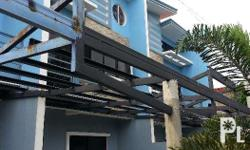 Nicolai Townhouse 3 Storey! Lot Area: 60 sqm Floor