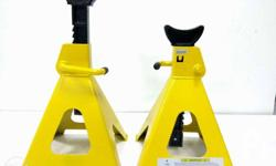 Free Led Light or Ball pen 1 Pair (3 tons) Jack Stand -