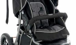 Deskripsiyon Mother's Choice Moda 3 Wheel Stroller