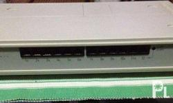 3Com LINK BUILDER Ethernet TP/12 Hub Model: 3C16170