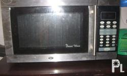 ***PRICE NEGOTIABLE*** 2nd-hand 3D MICROWAVE OVEN In