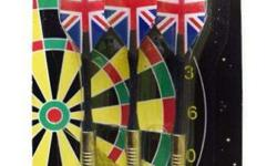 Great for dart game in party or game room! - Set of